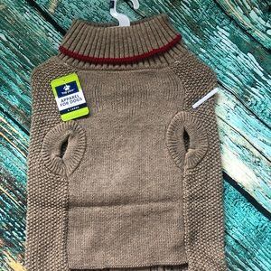 Dogs Knitted Sweater
